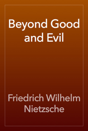 Beyond Good and Evil book