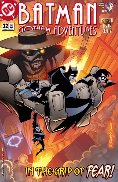 Batman: Gotham Adventures (1998-) #32