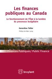 LES FINANCES PUBLIQUES AU CANADA