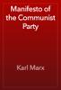 Karl Marx - Manifesto of the Communist Party artwork