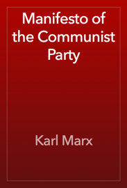 Manifesto of the Communist Party book