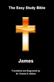 The Easy Study Bible: James book
