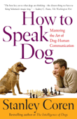 How To Speak Dog Book Cover
