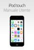 Apple Inc. - Manuale Utente di iPodtouch per iOS8.4 artwork