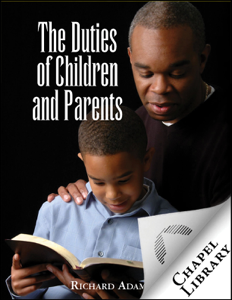 The Duties of Children and Parents Book Review