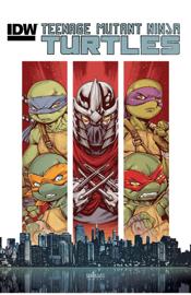 Teenage Mutant Ninja Turtles: Prelude to Vengeance book