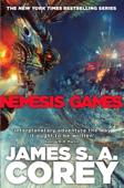 Nemesis Games Book Cover