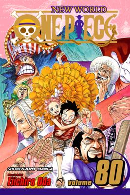 One Piece, Vol. 80 - Eiichiro Oda book