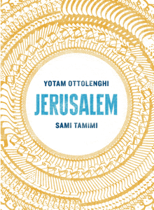Jerusalem Copertina del libro