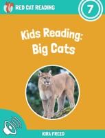 Kids Reading: Big Cats