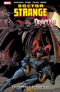 Doctor Strange Contro Dracula Copertina del libro