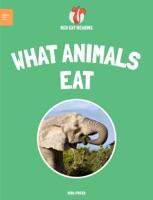 Leveled Reading: What Animals Eat