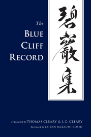 The Blue Cliff Record book