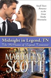 Midnight in Legend, TN book