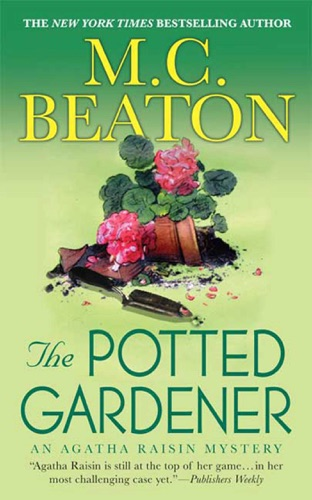 M.C. Beaton - The Potted Gardener