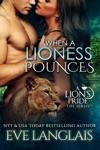 When A Lioness Pounces