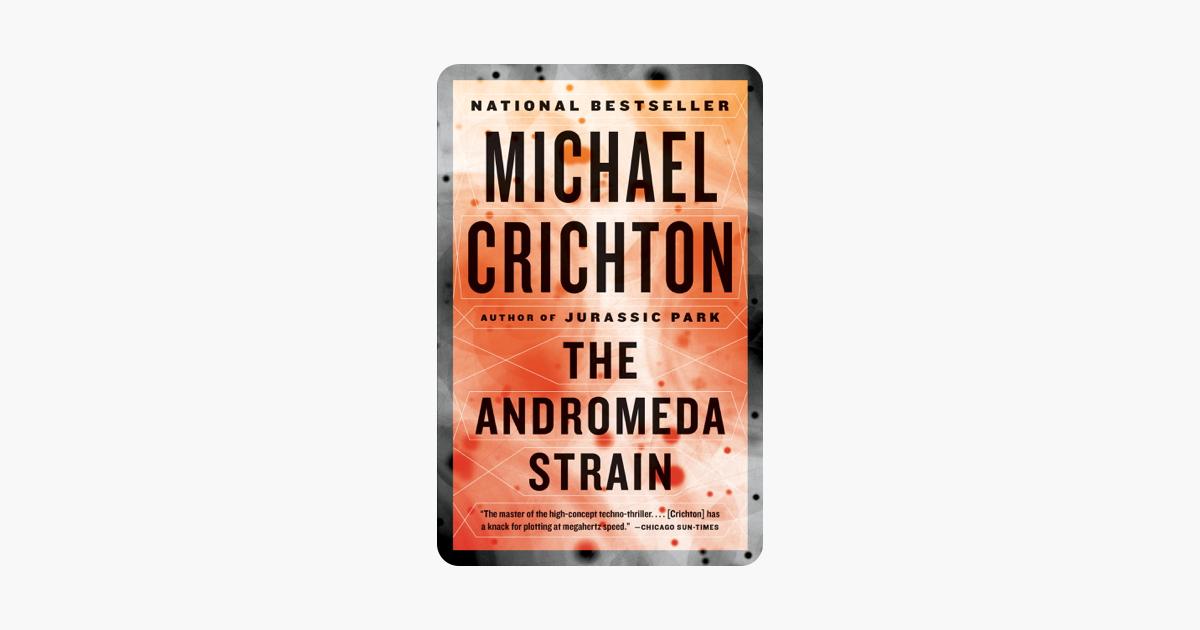 Andromeda Strain Book