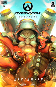 Overwatch #6 Book Review
