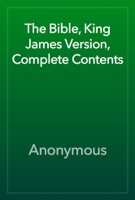 The Bible, King James Version, Complete Contents