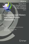 Computational History And Data-Driven Humanities