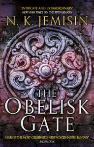 The Obelisk Gate Libro Cover