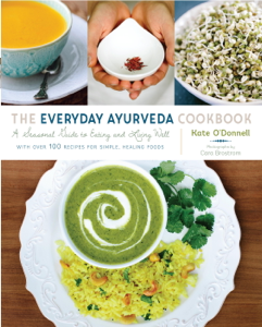 The Everyday Ayurveda Cookbook Copertina del libro