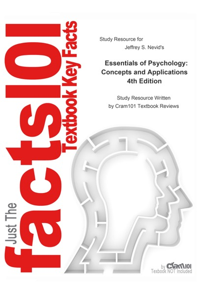 Essentials of Psychology, Concepts and Applications