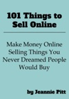 101 Things To Sell Online