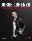 Jorge Lorenzo Book Cover