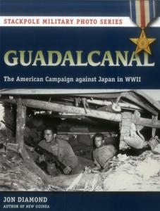 Guadalcanal Copertina del libro