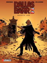 Dallas Barr (Lombard) - Tome 4 - Nouvelle lune