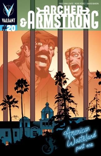 Fred Van Lente, Pere Pérez & David Baron - Archer & Armstrong (2012) Issue 20