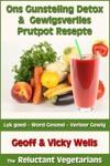 Ons Gunsteling Detox  Gewigsverlies Prutpot Resepte
