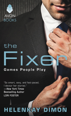 HelenKay Dimon - The Fixer book
