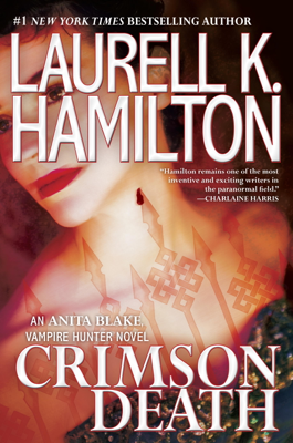 Crimson Death - Laurell K. Hamilton book