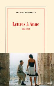 Lettres à Anne (1962-1995) La couverture du livre martien