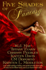 W.J. May, Chrissy Peebles, Kristen L. Middleton, CM Doporto, Kaitlyn Davis & Mande Matthews - Five Shades of Fantasy artwork