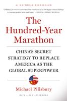 Michael Pillsbury - The Hundred-Year Marathon artwork