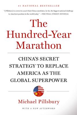 The Hundred-Year Marathon - Michael Pillsbury book