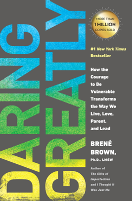 Daring Greatly - Brené Brown book