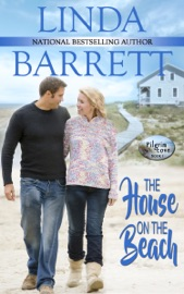The House on the Beach - Linda Barrett Book