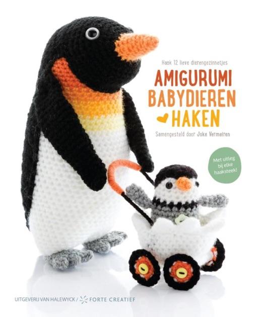Amigurumi Babydieren Haken Van Joke Vermeiren In Apple Books