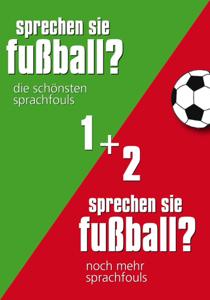 Sprechen Sie Fußball I & II Buch-Cover