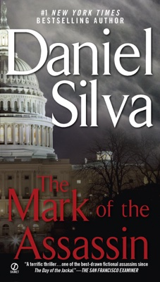Daniel Silva - The Mark of the Assassin book