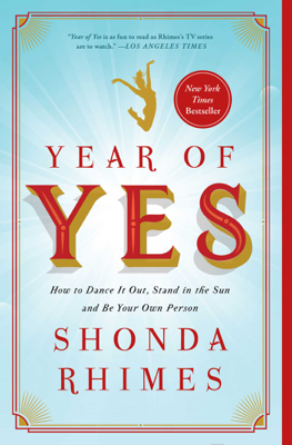 Year of Yes - Shonda Rhimes book