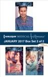 Harlequin Medical Romance January 2017 - Box Set 2 Of 2