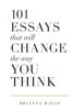 Brianna Wiest - 101 Essays That Will Change the Way You Think  artwork
