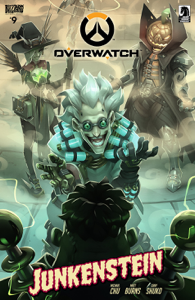 Overwatch #9 Book Review