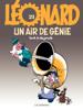Léonard - tome 21 - Un air de génie - Turk & Bob de Groot