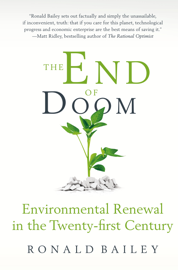 The End of Doom book